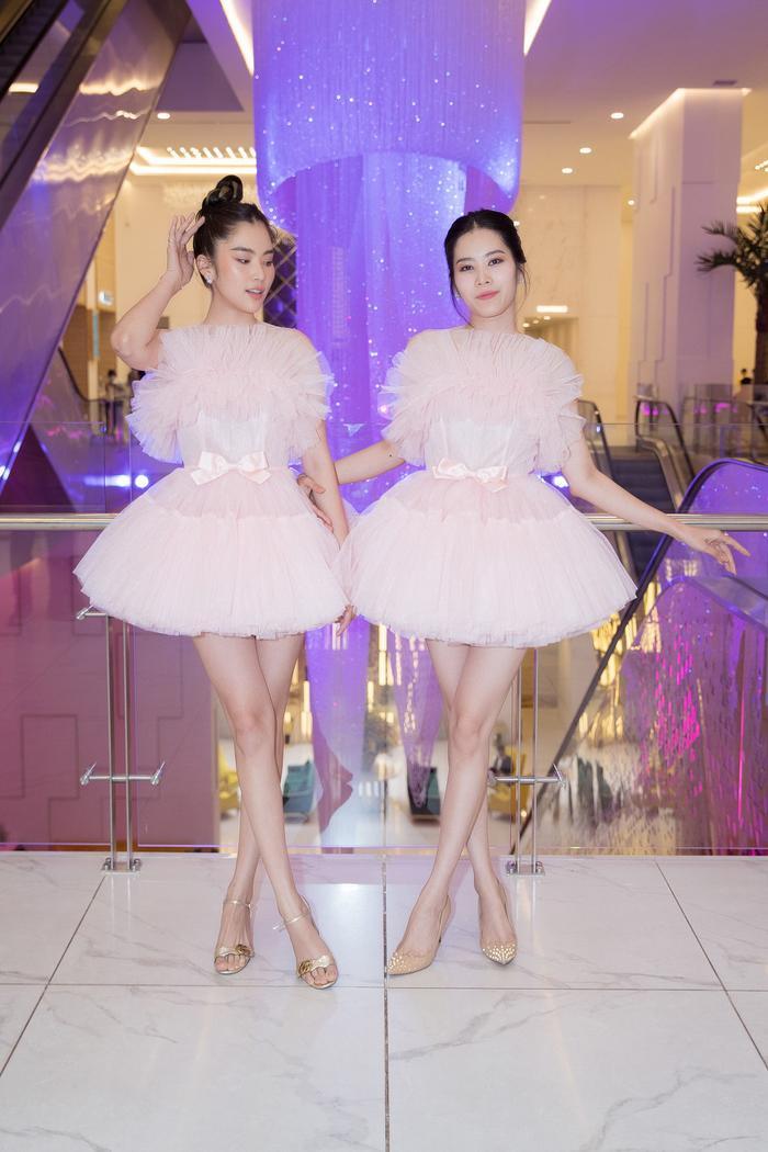 Nam Anh, Nam Em hóa thiên nga trên thảm đỏ, Linh Ka làm công chúa mong manh Ảnh 1