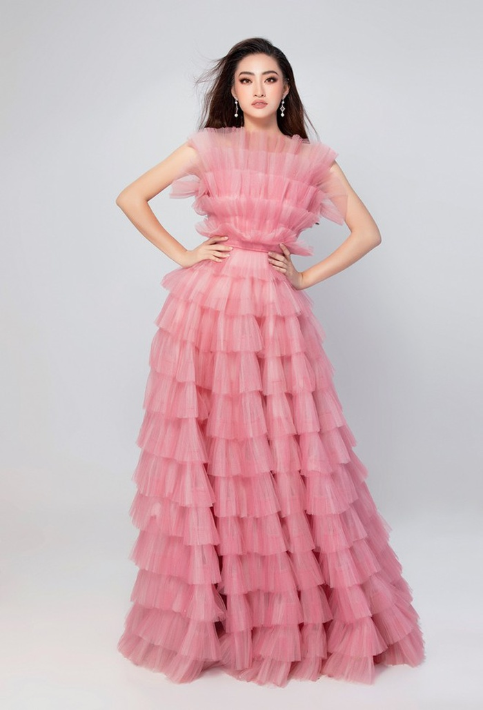 Hoa hậu Việt đồng loạt chọn áo dài để thi Tài năng, duy Nam Em 'đại thắng' với ý tưởng thú vị Ảnh 6