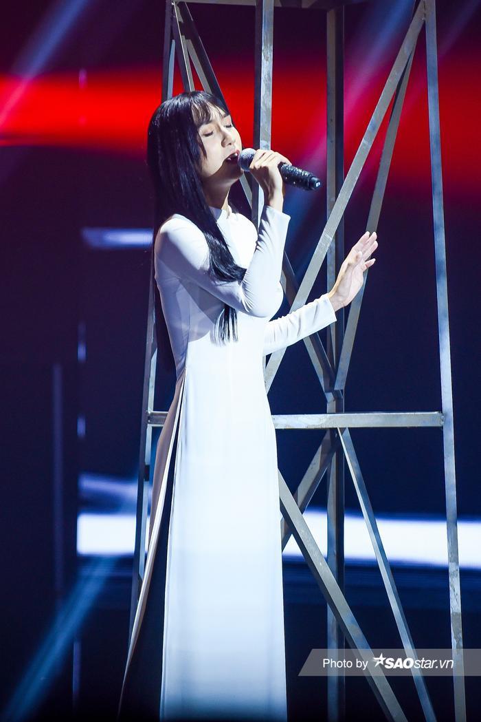 Lynk Lee diện áo dài đẹp mê mẩn, Dablo - Linh Thộn khiến fan bấn loạn với OST Mắt Biếc phiên bản Rap Ảnh 5