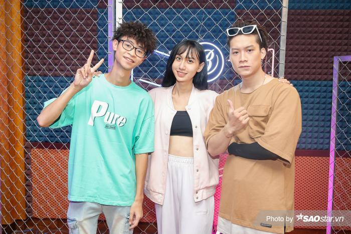 Lynk Lee diện áo dài đẹp mê mẩn, Dablo - Linh Thộn khiến fan bấn loạn với OST Mắt Biếc phiên bản Rap Ảnh 1