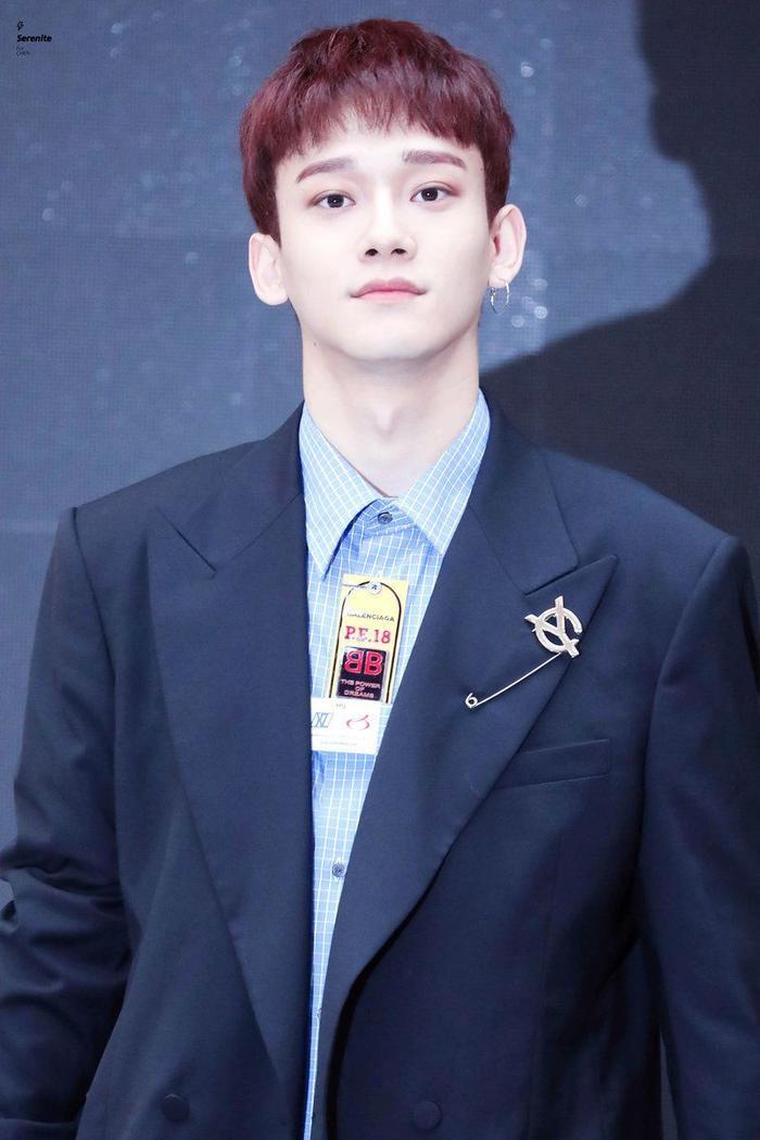 Chen (EXO) nhập ngũ sau khi cưới vợ sinh con Ảnh 6