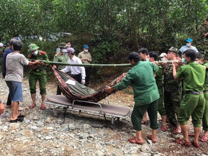 Tìm thấy thêm một thi thể công nhân gặp nạn tại thủy điện Rào Trăng 3 Ảnh 1
