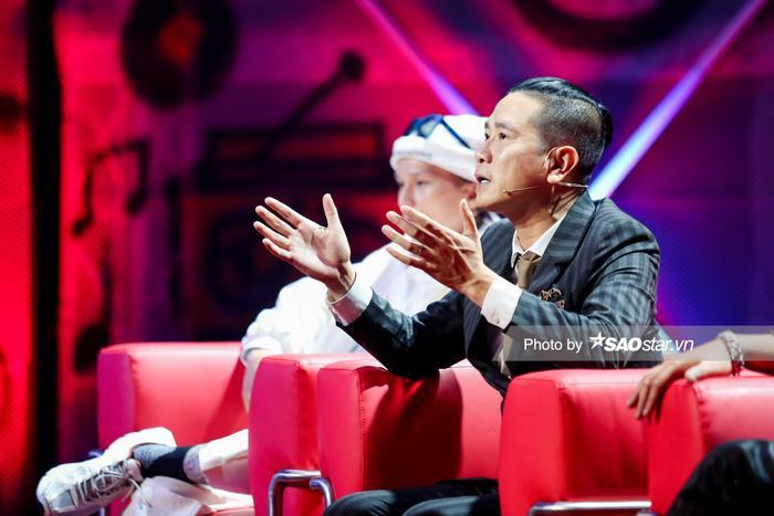 Giám đốc âm nhạc King Of Rap Hồ Hoài Anh: 'Các bạn Rapper trẻ trông bụi bặm nhưng bản chất lại có tâm hồn đẹp' Ảnh 1