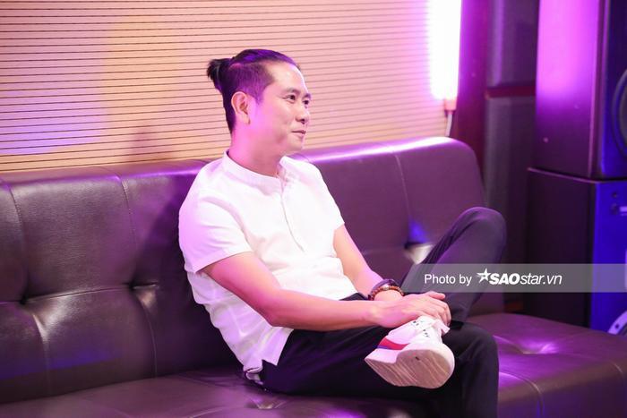 Giám đốc âm nhạc King Of Rap Hồ Hoài Anh: 'Các bạn Rapper trẻ trông bụi bặm nhưng bản chất lại có tâm hồn đẹp' Ảnh 13