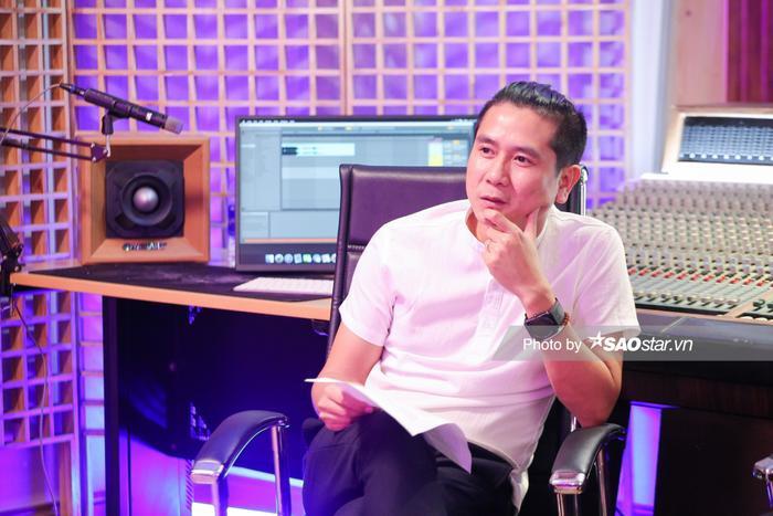 Giám đốc âm nhạc King Of Rap Hồ Hoài Anh: 'Các bạn Rapper trẻ trông bụi bặm nhưng bản chất lại có tâm hồn đẹp' Ảnh 2