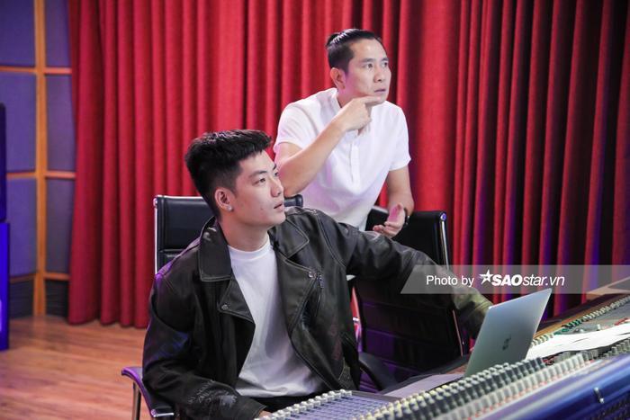 Giám đốc âm nhạc King Of Rap Hồ Hoài Anh: 'Các bạn Rapper trẻ trông bụi bặm nhưng bản chất lại có tâm hồn đẹp' Ảnh 5