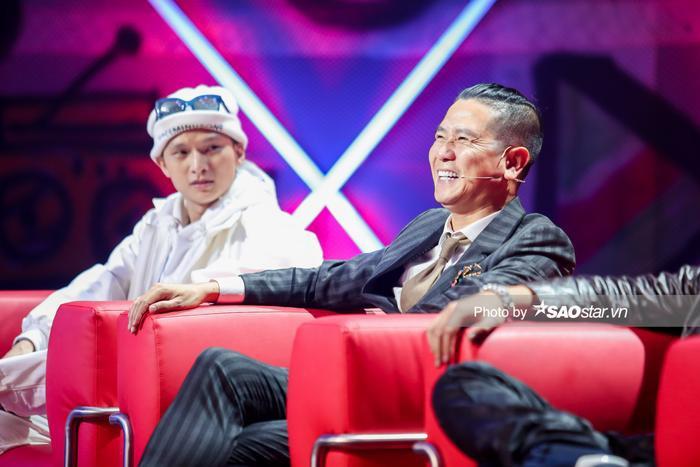 Giám đốc âm nhạc King Of Rap Hồ Hoài Anh: 'Các bạn Rapper trẻ trông bụi bặm nhưng bản chất lại có tâm hồn đẹp' Ảnh 15
