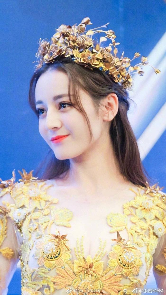 Tống Thiến bị chê là 'Nữ thần Kim Ưng' xấu nhất lịch sử vì chiếc váy thảm họa: Lép vế Triệu Lệ Dĩnh và Địch Lệ Nhiệt Ba! Ảnh 37