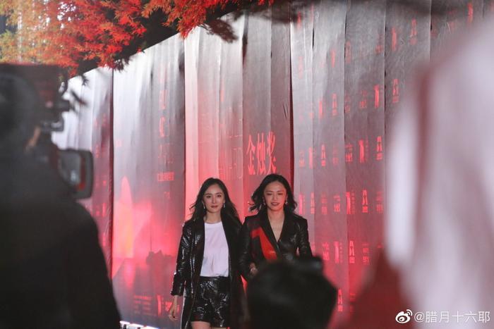 'Điện ảnh Bắc Kinh 2020': Châu Đông Vũ 'làm nền' cho Dương Mịch, Quan Hiểu Đồng đẹp 'thách thức' camera thường Ảnh 1