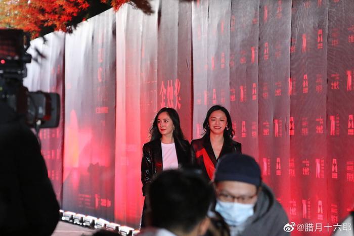 'Điện ảnh Bắc Kinh 2020': Châu Đông Vũ 'làm nền' cho Dương Mịch, Quan Hiểu Đồng đẹp 'thách thức' camera thường Ảnh 2