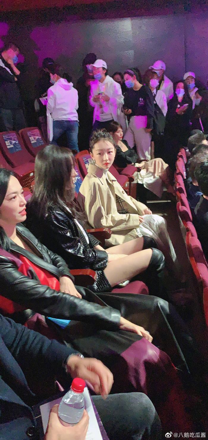 'Điện ảnh Bắc Kinh 2020': Châu Đông Vũ 'làm nền' cho Dương Mịch, Quan Hiểu Đồng đẹp 'thách thức' camera thường Ảnh 13
