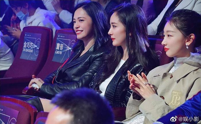 'Điện ảnh Bắc Kinh 2020': Châu Đông Vũ 'làm nền' cho Dương Mịch, Quan Hiểu Đồng đẹp 'thách thức' camera thường Ảnh 6