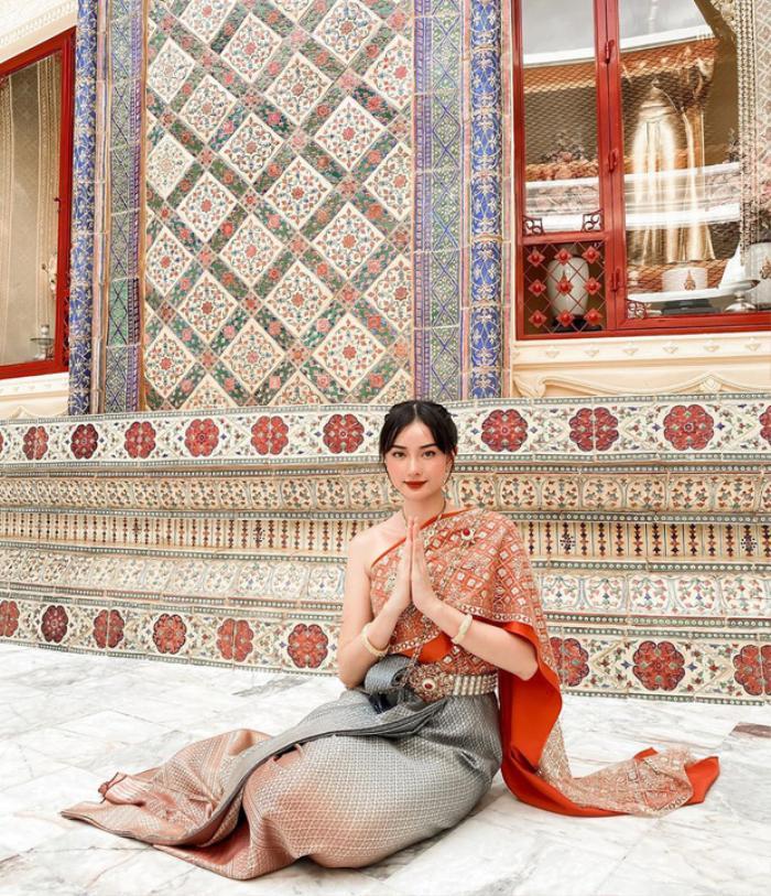 Người đẹp Việt lấy đại gia Thái Lan bật mí bí quyết 'ghi điểm' với mẹ chồng, dân mạng xuýt xoa ngưỡng mộ Ảnh 7