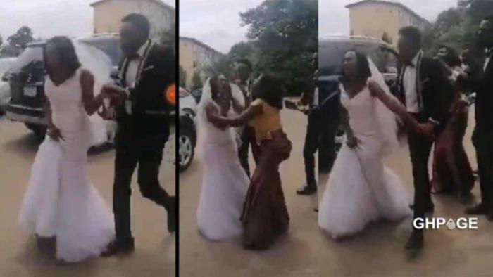 Phát hiện bí mật động trời của chú rể, cô dâu kiên quyết hủy hôn ngay trong đám cưới Ảnh 1