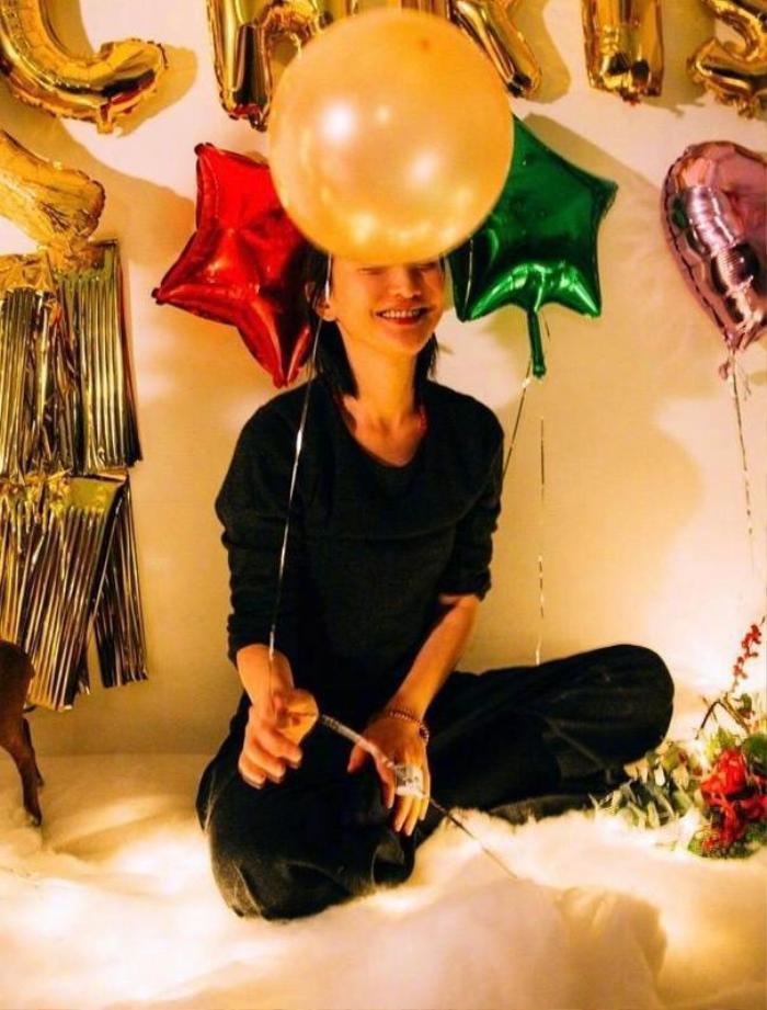 Suốt 11 năm, Trần Khôn luôn gửi lời chúc mừng sinh nhật đến 'tri kỷ' Châu Tấn Ảnh 4