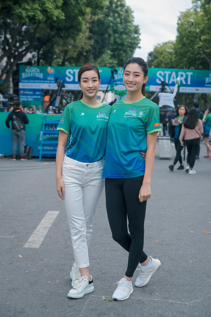 Mai Phương Thuý khoe trọn đường cong quyến rũ tại giải thi chạy bộ Ảnh 7