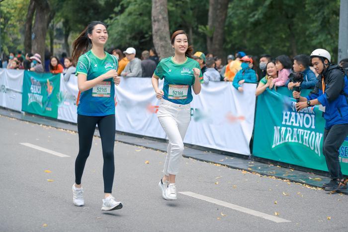 Mai Phương Thuý khoe trọn đường cong quyến rũ tại giải thi chạy bộ Ảnh 8