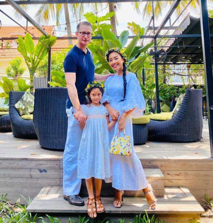 Mới 6 tuổi, con gái Đoan Trang đã sở hữu đôi chân dài tựa siêu mẫu Ảnh 5