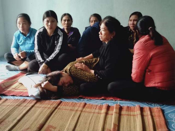 22 cán bộ chiến sĩ bị vùi lấp do sạt lở ở Quảng Trị: Người thân đau đớn nhận tin dữ Ảnh 3