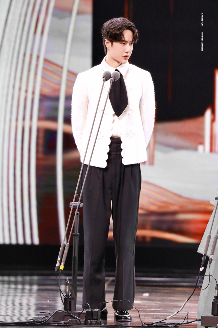 Toàn cảnh 'Kim Ưng 2020': Triệu Lệ Dĩnh - Vương Nhất Bác thắng giải, Tống Thiến 'tỏa' thái độ trề môi và màn tấu hài của Lý Dịch Phong Ảnh 17