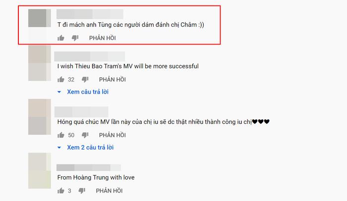 Thiều Bảo Trâm bị đánh hội đồng trong MV mới, fan lập tức đòi mách... Sơn Tùng M-TP Ảnh 5