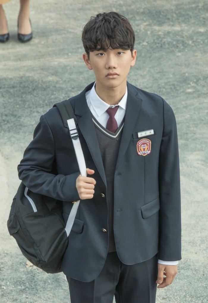 Tiết lộ 7 diễn viên thủ vai BTS trong phim của biên kịch 'Cô nàng cử tạ Kim Bok Joo': Suga là sát nhân? Ảnh 14