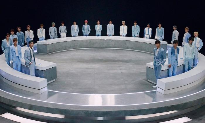NCT đạt doanh thu album hàng triệu bảng, lập kỷ lục đáng nể ở K-pop Ảnh 4