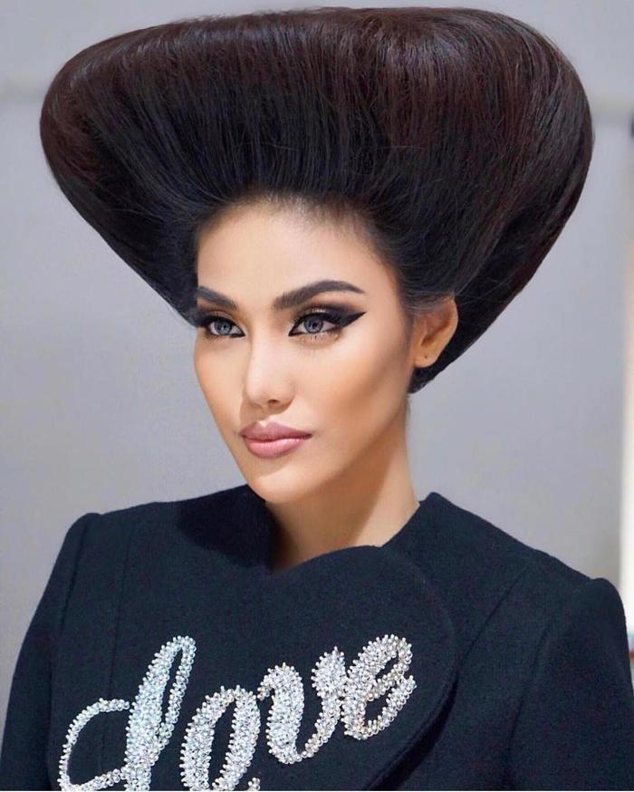 Những kiểu tóc bá đạo của sao Việt: Pha 'tấu hài' thú vị nhất thuộc về Lan Khuê Ảnh 13