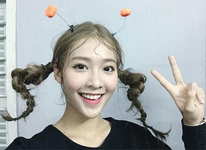Những kiểu tóc bá đạo của sao Việt: Pha 'tấu hài' thú vị nhất thuộc về Lan Khuê Ảnh 15