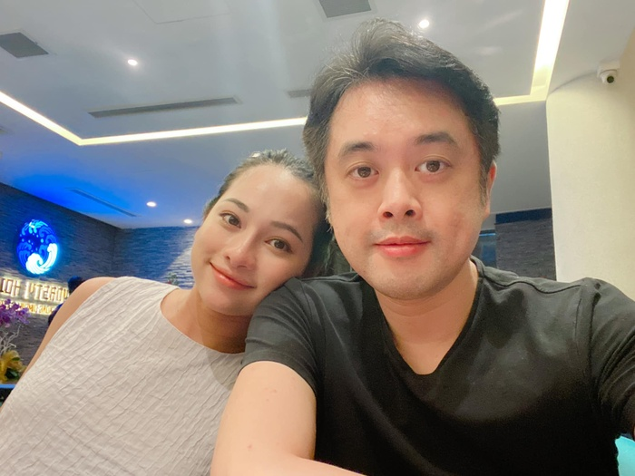 Dương Khắc Linh vui mừng thông báo Sara Lưu đã sinh con Ảnh 3