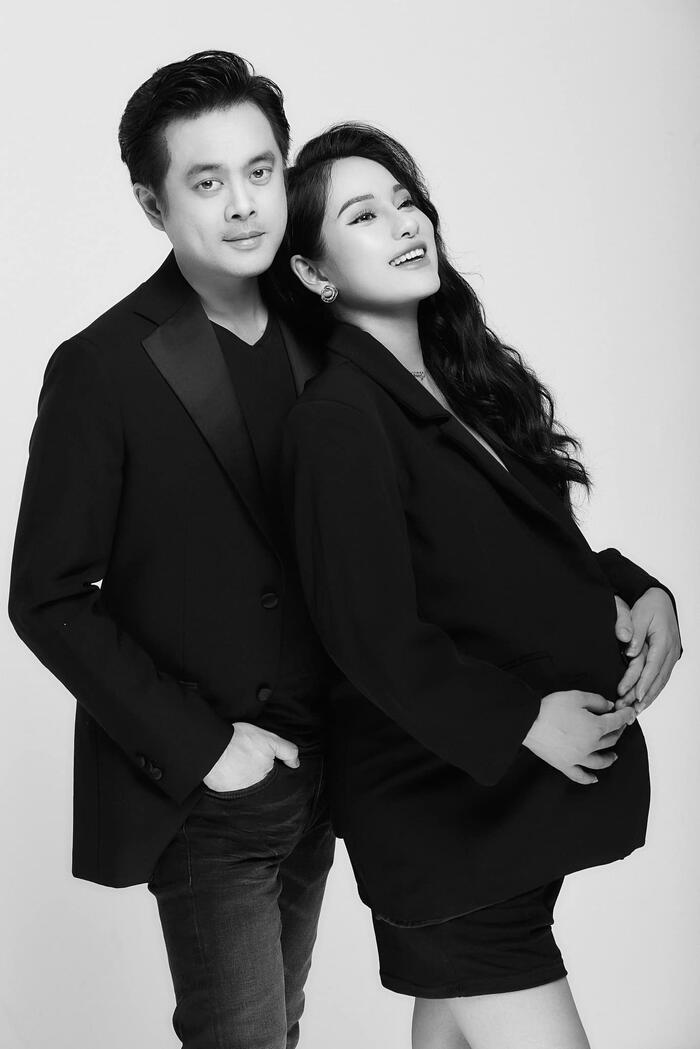 Dương Khắc Linh vui mừng thông báo Sara Lưu đã sinh con Ảnh 7