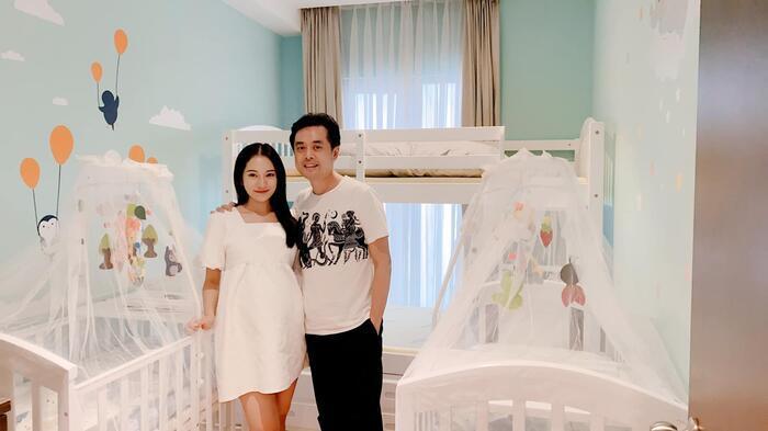Dương Khắc Linh vui mừng thông báo Sara Lưu đã sinh con Ảnh 4