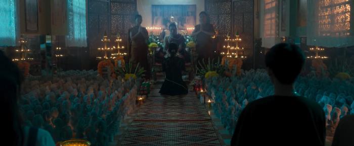 Teaser 'Thiên thần hộ mệnh': Trúc Anh, Salim và Amee 'nuôi' búp bê Kumanthong, hé lộ chiêu trò thâm độc trong showbiz Ảnh 10