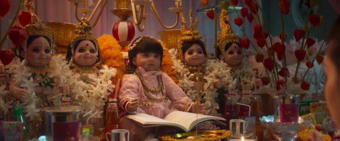 Teaser 'Thiên thần hộ mệnh': Trúc Anh, Salim và Amee 'nuôi' búp bê Kumanthong, hé lộ chiêu trò thâm độc trong showbiz Ảnh 15