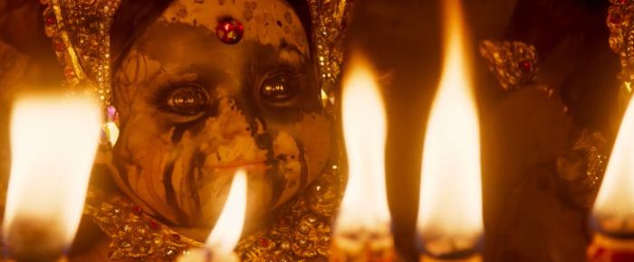 Teaser 'Thiên thần hộ mệnh': Trúc Anh, Salim và Amee 'nuôi' búp bê Kumanthong, hé lộ chiêu trò thâm độc trong showbiz Ảnh 26