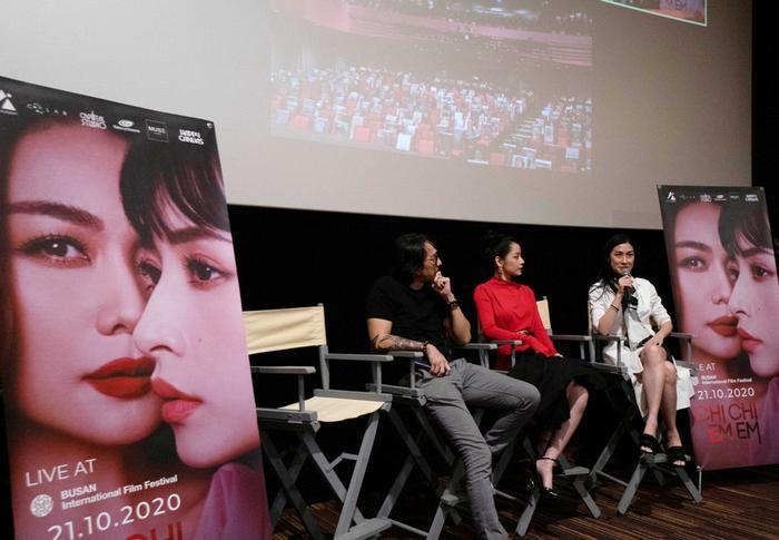 'Chị chị em em' vinh dự được tham dự liên hoan phim quốc tế Busan 2020 Ảnh 3