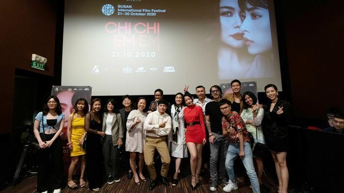 'Chị chị em em' vinh dự được tham dự liên hoan phim quốc tế Busan 2020 Ảnh 9