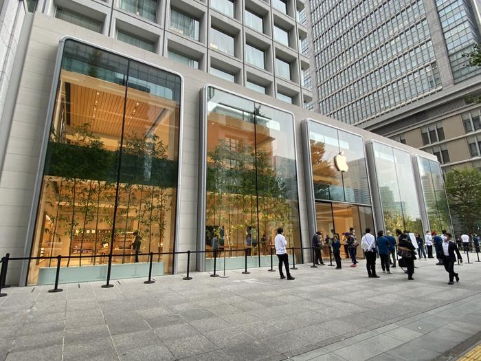 Quang cảnh đìu hiu trong ngày đầu tiên Apple mở bán iPhone 12 Ảnh 4