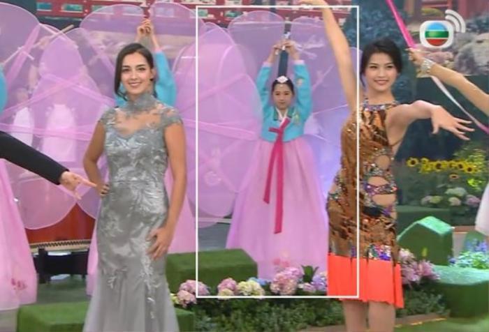 Phim của Dương Mịch - Địch Lệ Nhiệt Ba bị tố ăn cắp, 'hạ bệ' trang phục truyền thống Hàn Quốc Ảnh 3