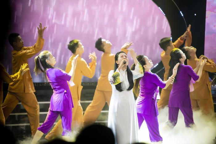 Đêm nhạc ủng hộ miền Trung do Đinh Hiền Anh tổ chức góp gần 34,2 tỷ đồng Ảnh 7