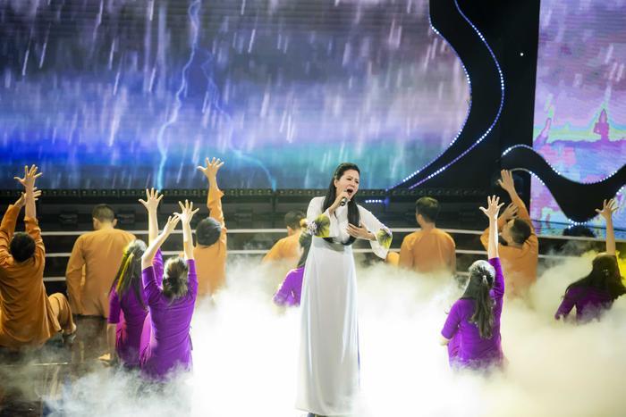 Đêm nhạc ủng hộ miền Trung do Đinh Hiền Anh tổ chức góp gần 34,2 tỷ đồng Ảnh 6