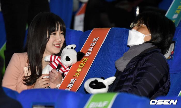 Goo Hye Sun rạng rỡ sau ly hôn, đọ sắc loạt sao Hàn trên thảm đỏ 'LHP Bucheon 2020' Ảnh 33