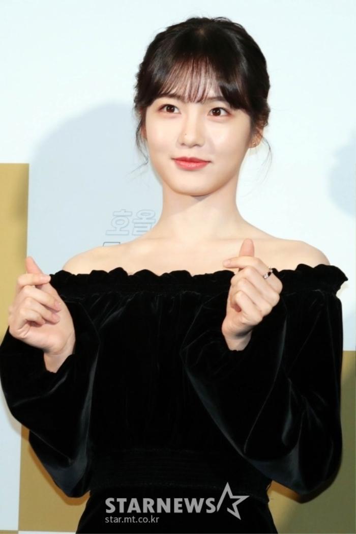 Goo Hye Sun rạng rỡ sau ly hôn, đọ sắc loạt sao Hàn trên thảm đỏ 'LHP Bucheon 2020' Ảnh 5