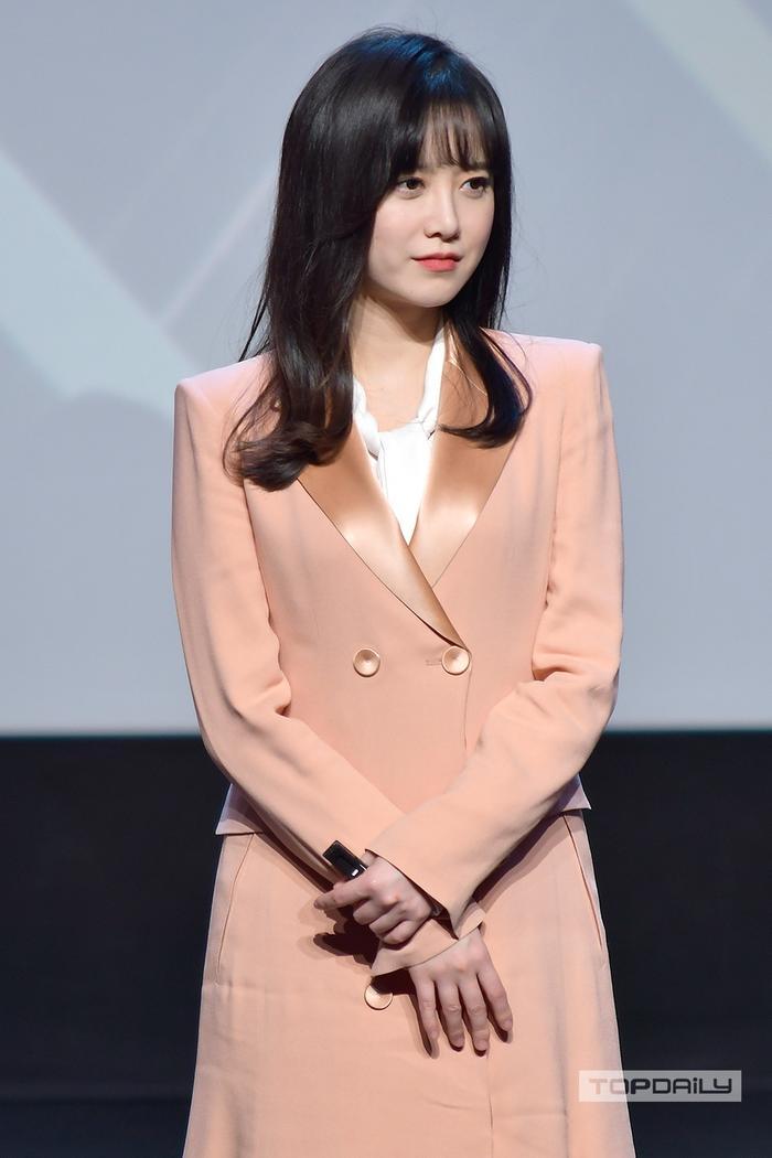 Goo Hye Sun rạng rỡ sau ly hôn, đọ sắc loạt sao Hàn trên thảm đỏ 'LHP Bucheon 2020' Ảnh 27
