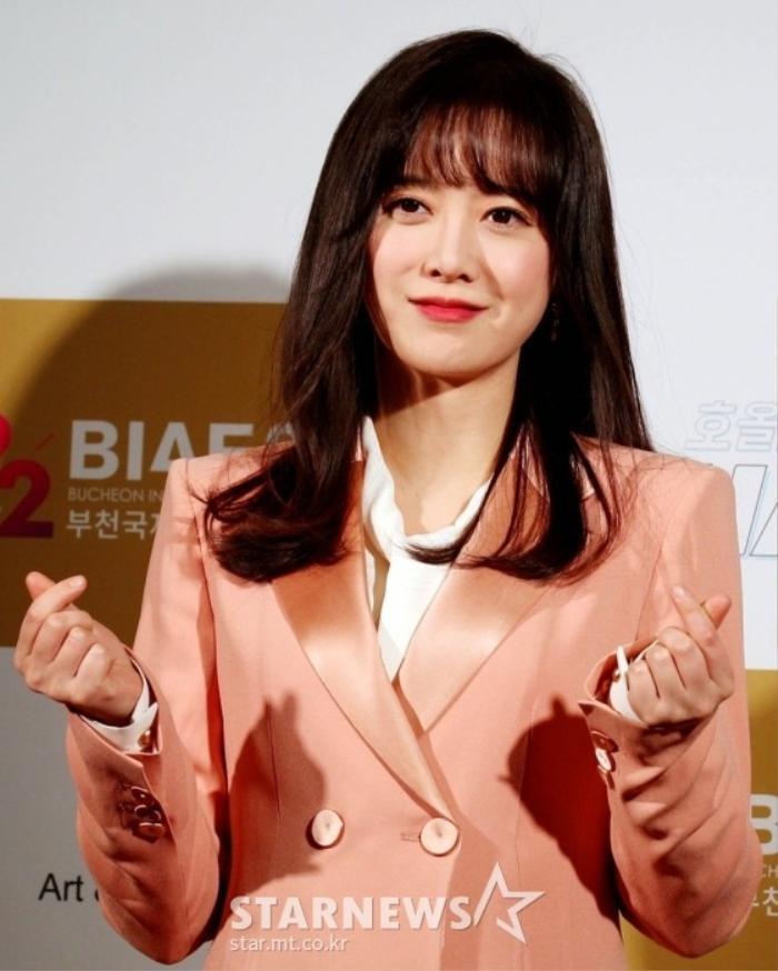 Goo Hye Sun rạng rỡ sau ly hôn, đọ sắc loạt sao Hàn trên thảm đỏ 'LHP Bucheon 2020' Ảnh 25