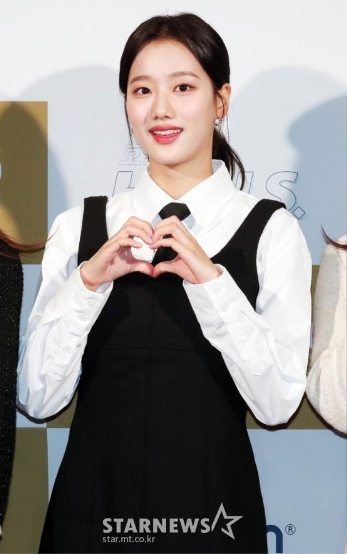 Goo Hye Sun rạng rỡ sau ly hôn, đọ sắc loạt sao Hàn trên thảm đỏ 'LHP Bucheon 2020' Ảnh 13