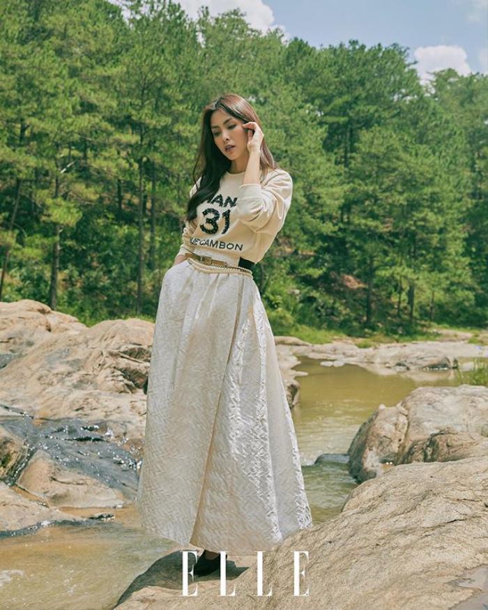 Tăng Thanh Hà mừng sinh nhật tuổi 34: Nhan sắc trẻ trung khiến hội chị em ghen tị Ảnh 8
