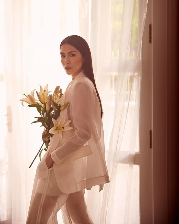 Tăng Thanh Hà mừng sinh nhật tuổi 34: Nhan sắc trẻ trung khiến hội chị em ghen tị Ảnh 6