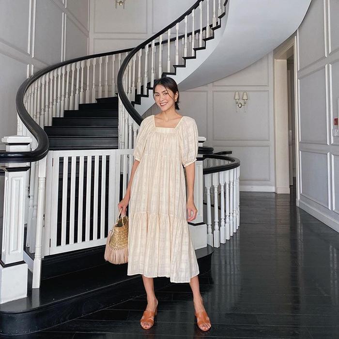 Tăng Thanh Hà mừng sinh nhật tuổi 34: Nhan sắc trẻ trung khiến hội chị em ghen tị Ảnh 2