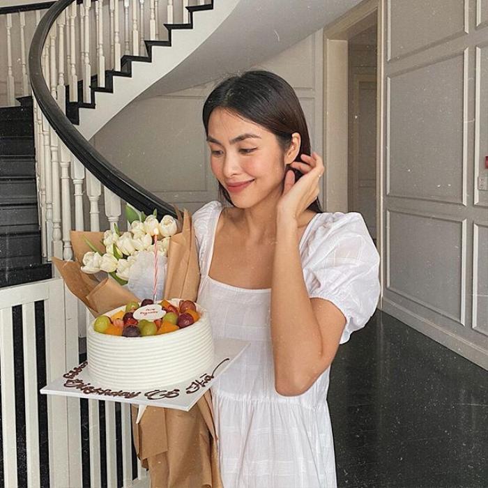 Tăng Thanh Hà mừng sinh nhật tuổi 34: Nhan sắc trẻ trung khiến hội chị em ghen tị Ảnh 1